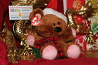 TY BEANIE BUDDY SANTA POOKY THE BEAR-8