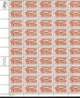 AT FACE VALUE 1501 PROGRESS IN ELECTRONICS MINT SHEET F VF NH