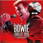 NEW DAVID BOWIE LORELEY 1996 2CD+1DVDR #Ke