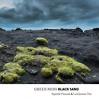 SIGURDUR FLOSASON & LARS...-GREEN MOSS BLACK SAND-IMPORT CD WITH JAPAN OBI F04