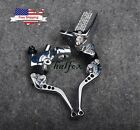 For Honda Shadow 1100 600 750 Steed 400 CA250 Brake Master Cylinder Clutch Lever