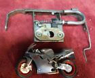 Ducati Supersport SS 750 900 SEAT LATCH/Connector & Bracket  1991-1998
