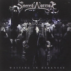 Sacred Warrior-Waiting in Darkness (UK IMPORT) CD NEW