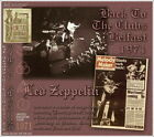 LED ZEPPELIN BACK TO THE CLUBS BELFAST 1971(2CD) March 5, 1971 New Free Shipping