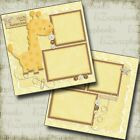 Pure Sweetness 2 Premade Scrapbook Pages EZ Layout 4038