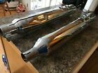 NEW OTHER HARLEY CVO SCREAMIN EAGLE SLIP ON CHROME EXHAUST FITS 2017 LATER TOURI