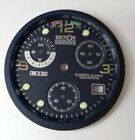 NOS Sector Exp 210 100 Meters Chronograph Ziffernblatt Parts Quadrante ★ New B