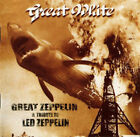 Great White - Great Zeppelin - A Tribute To Led Zeppelin ( AUDIO CD NEW )