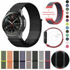 Woven Nylon Sport Loop Watch Band Strap For Xiaomi Amazfit Bip Youth Smart Watch