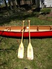 Encore Canoe by Vermont Canoe and Kayak  Mitchell Paddles Excellent condition