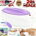 Paraffin Spa Bath Set For Hands Feet Wax Therapy Melt Machine Warmer Thermal New