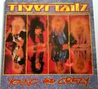 Tigertailz Young and Crazy CD Relativity / Combat  88561-8215-2 1987