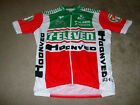 DESCENTE 7 ELEVEN CYCLING BICYCLE JERSEY MENS XL ROAD MOUNTAIN BIKE JERSEY NICE