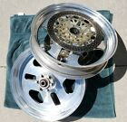 Performance Machine PM Chicane mag aluminum wheel set, Honda CBR 900RR sportbike