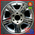 Wheel Rim Ford Expedition 17 2005 2006 5L1Z1007AA OEM Factory Chrome OE 3593