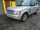 LARGER PHOTOS: Range Rover Vogue 3.6 TDV8 - Spares or Repair