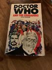 doctor who and the crusaders dr who rare science fiction paperback 1975