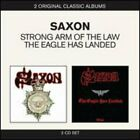 SAXON-Strong Arm Of The Law / T (UK IMPORT) CD NEW