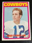 1972 Topps ROGER STAUBACH RC #200 EX+ Centered Nice Card COWBOYS