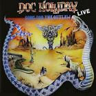 DOC HOLLIDAY-SONG FOR THE OUTLAW LIVE (UK IMPORT) CD NEW