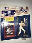 1988 WADE BOGGS Starting Lineup Sports Figurine MLB Boston Red Sox