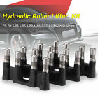 Hydraulic Roller Lifter Kit With Guide Trays For Chevy 53 57 60 LS1 LS2 LS7