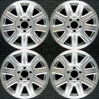 Set 2004 2005 2006 2007 Chrysler Town and Country OEM Machined Wheels Rims 2211