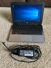 HP Stream 11 Pro Laptop N2840 216GHz 2GB 32GB SSD Windows 10 Great Condition