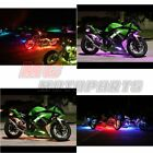 For Cagiva Raptor Navigator RGB Light Strips DIY Fairing Multi-Color Design