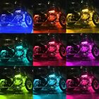 For Cagiva Raptor 650 RGB Light Strips DIY Fairing Multi-Color Design