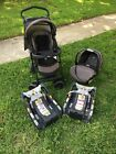 Chicco Stroller and Keyfit 30 Car Seat Set