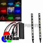 For Cagiva Navigator V Raptor RGB Light Strips DIY Fairing Multi-Color Design