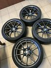 BMW M4 M3 CS M PERFORMANCE STYLE 763M OEM 1920 WHEELs And Tires New Takeoff