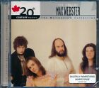 SEALED NEW CD Max Webster - The Best Of Max Webster: 20th Century Masters