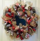 Dog Wreath various breeds available