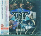TNT-ENCORE -LIVE IN MILANO-JAPAN 2 CD+DVD M13