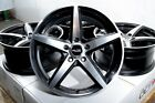 17 Wheels BMW 318i 320i 323i 325i 328i X1 Mini Countryman Paceman Black Rims 4