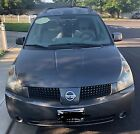 2006 Nissan Quest  2006 for $3500 dollars