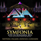 ASIA-SYMFONIA - LIVE IN BULGARIA 2013 (DELUXE 2CD/DVD ED.) (UK IMPORT) CD NEW
