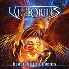 VICTORIUS-HEART OF THE PHOENIX (UK IMPORT) CD NEW