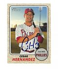 2017 Topps Heritage High Number Baseball Cards 23