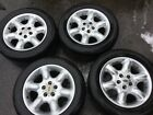 Land Rover Freelander 1998 2006 17 Inch Alloy Wheels And 225 55 17 Tyres