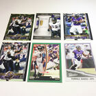 Terrell Suggs Jersey numbered card Lot (12 cards - no dupes) Baltimore Ravens