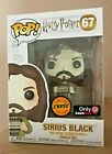 Funko POP! SIRIUS BLACK CHASE #67 HARRY POTTER Limited Exclusive Vaulted NEW PIC