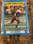 Art Monk Cards, Rookie Card and Autographed Memorabilia Guide 16