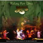 NEW YES RELAY FOR LIVE: MSG 1974 2CDR(WHITE LABEL) #Ke