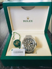 Rolex Sea Dweller 43mm Stainless Steel w/ Black Dial 126600 Red 50th Anniversary