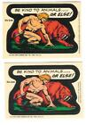 1975 Topps Comic Book Heroes Stickers 11