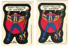 1975 Topps Comic Book Heroes Stickers 12