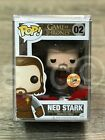 Funko Pop (2013) Games of Thrones Authentic SDCC Ned Stark Headless w Free Pop